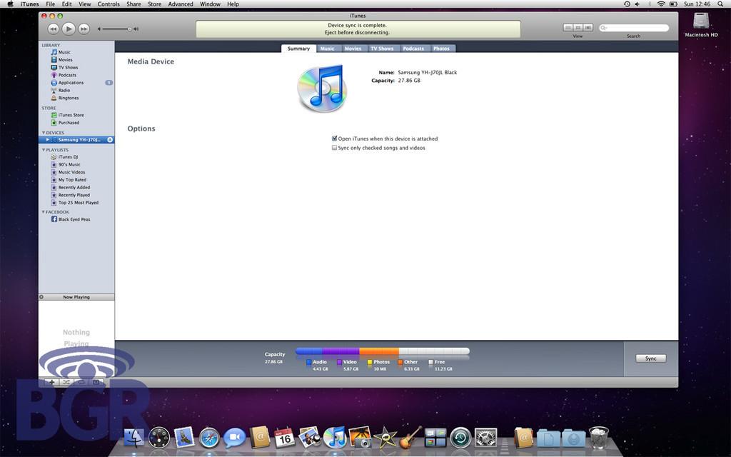 Foto de iTunes 9 (1/4)