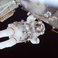 ¿La comida sabe diferente en el espacio?