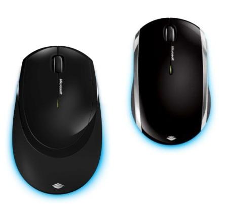Nuevos ratones Microsoft con BlueTrack en España