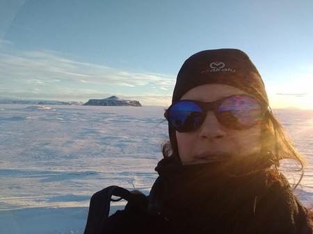 astrofotografa antartida