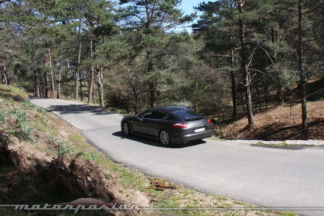 Foto de Porsche Panamera S Hybrid (prueba) (90/94)