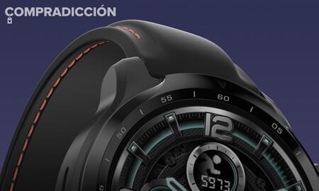 Este completo smartwatch TicWatch Pro 3 está rebajado en casi 50 euros en Amazon: llévatelo por 254 euro