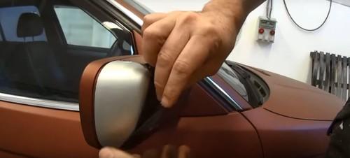 Todo lo que necesitas para pintar tu coche con vinilo líquido