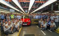 Ya está en marcha la producción del nuevo Opel Corsa en Figueruelas