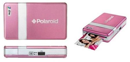 Polaroid PoGo ahora en color rosa