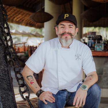 Cuatro grandes chefs mexicanos se unen a la MLB para cocinar platillos inspirados en el baseball y la comida de los estadios