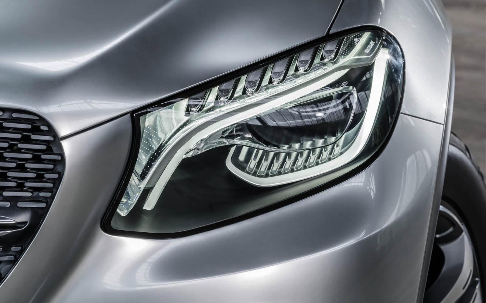 Foto de Mercedes-Benz Coupé SUV Concept (25/30)