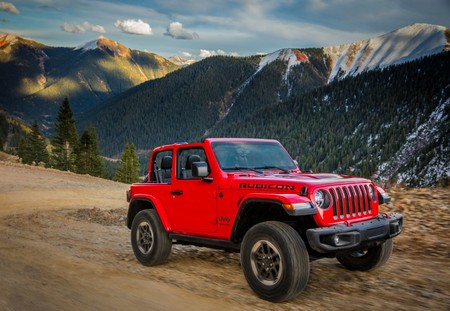 Jeep Wrangler Rubicon 2019 1