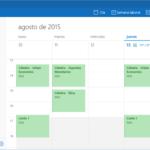 Cómo usar Google Calendar desde la app de Calendario de Windows 10