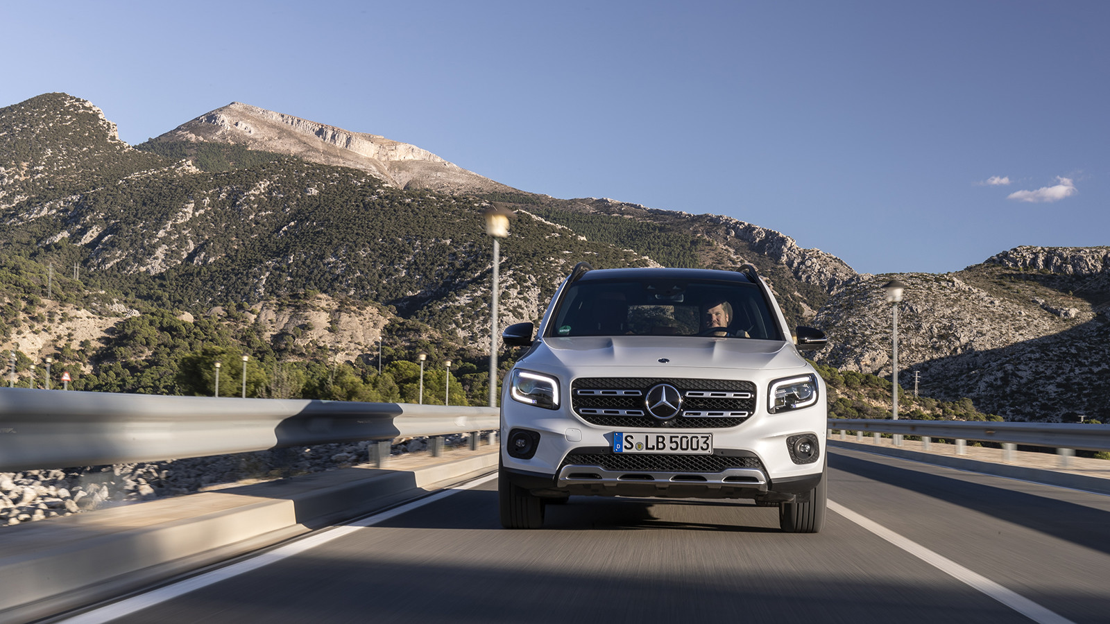Foto de Mercedes-Benz GLB 250 4MATIC (lanzamiento) (10/39)