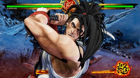 Haohmaru Samuraishodown2019april Screenshot