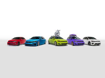 Volkswagen recibe el verano con cinco modelos muy especiales, sólo para verdaderos fans
