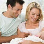 El papel del padre en las primeras semanas de vida del bebé