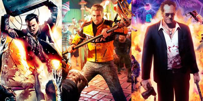Dead Rising Remaster Solo Xbox One