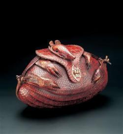 Curioso museo de bolsos y carteras en Amsterdam