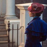 'Mary Poppins Returns', primera imagen de Emily Blunt en el papel de la niñera
