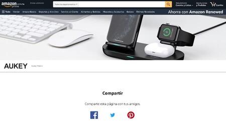 Amazon Mexico Cierra Tienda Aukey