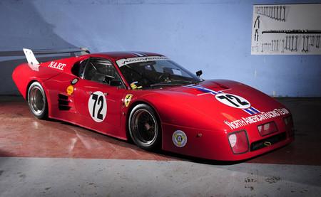 Ferrari 512BB/LM NART 1982