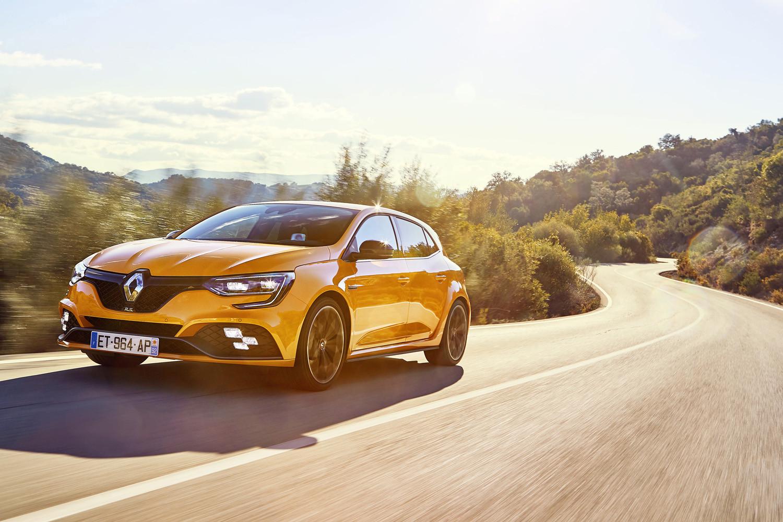 Foto de Renault Mégane R.S. 2018, toma de contacto (96/129)