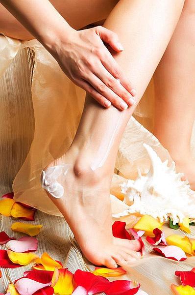 Crema piernas