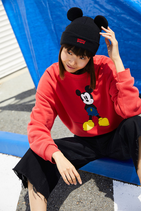 Levi S Y Disney 9