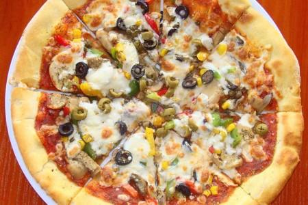 Nueve razones para comer pizza