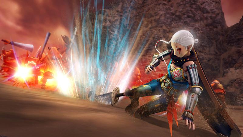 Foto de Nuevas imágenes de Hyrule Warriors (20/26)
