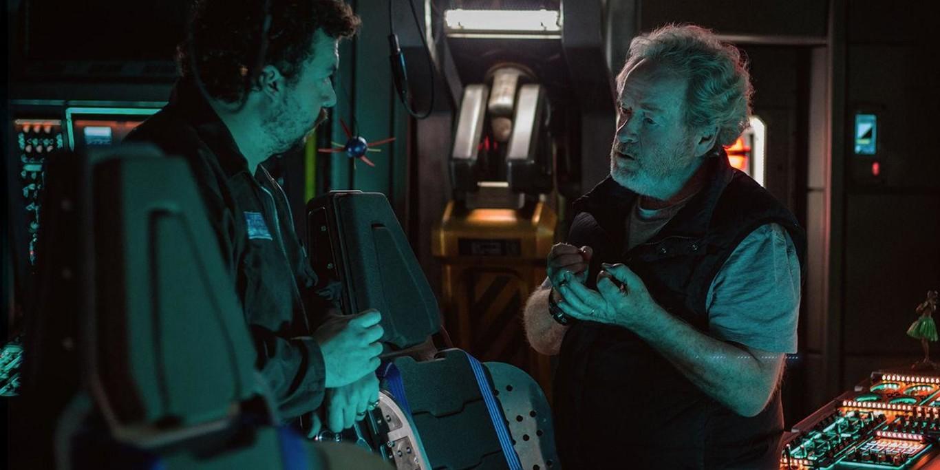 Ridle Scott dice que tal vez ruede 1 o 2 películas más 1366_2000