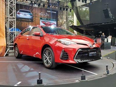 Toyota Corolla 2017: precios, análisis y rivales en México