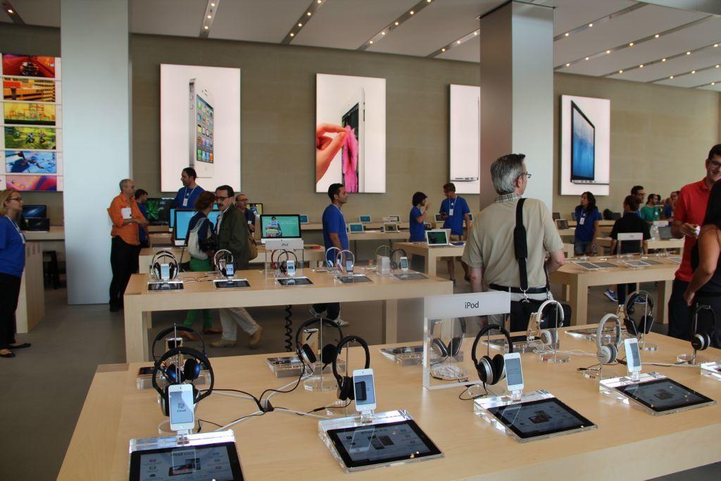 Foto de Apple Store Passeig de Gracia (43/50)