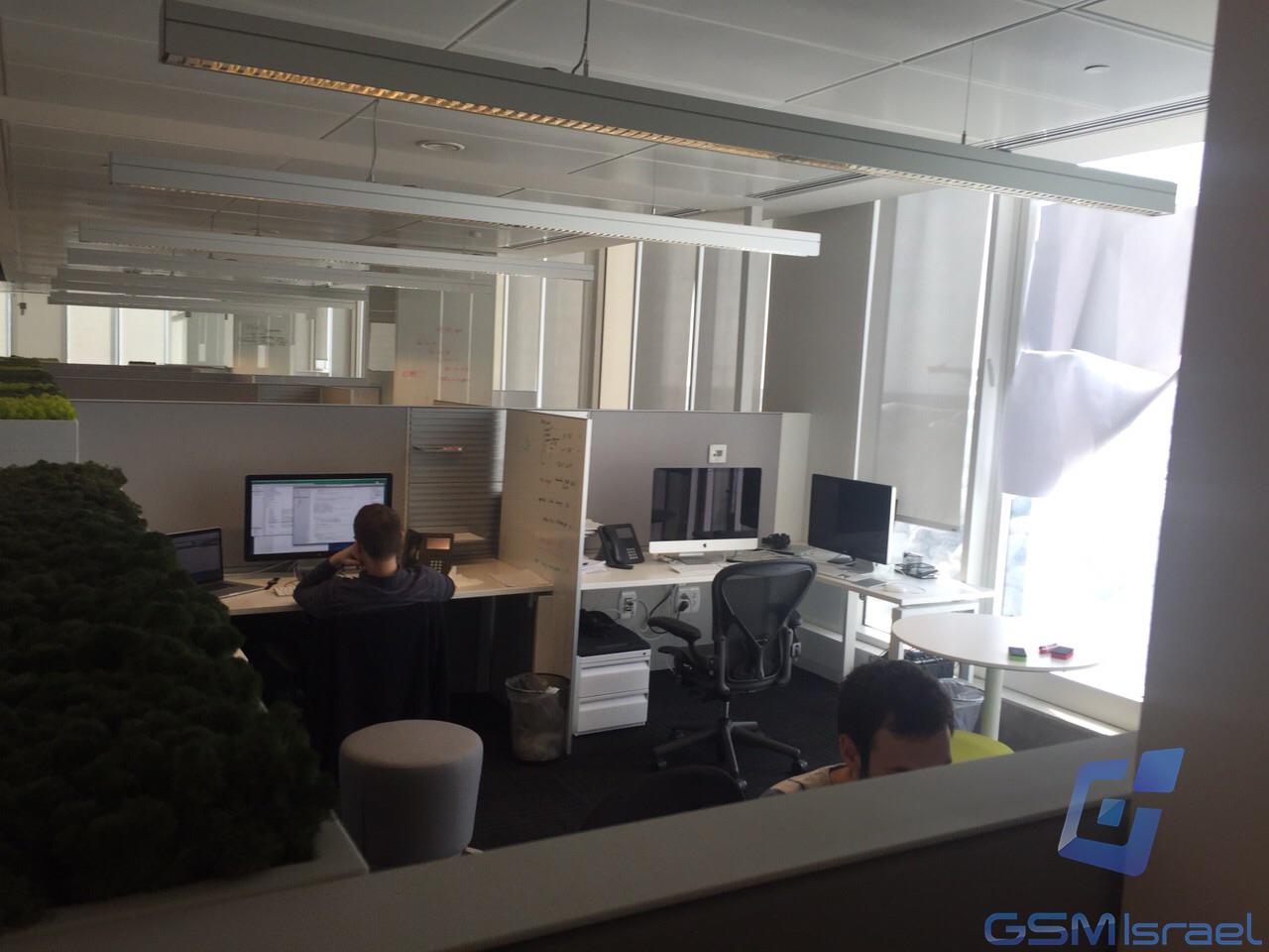Nuevas oficinas de Apple en Israel