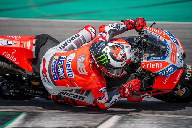 """Jorge Lorenzo: """"No me voy a tomar un año sabático; necesito demostrar mi potencial con la Ducati"""""""