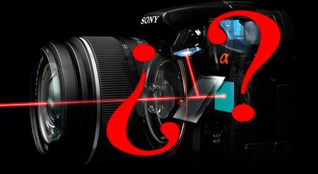 Rumores importantes sobre la desaparición de las réflex Sony con espejo translucido (SLT)