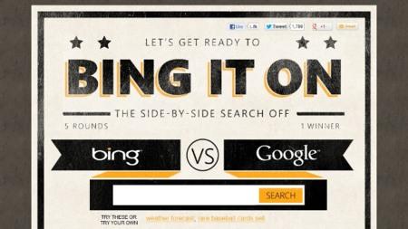 ¿Cuál es mejor, Bing o Google? Averígualo por ti mismo comparando los resultados a ciegas