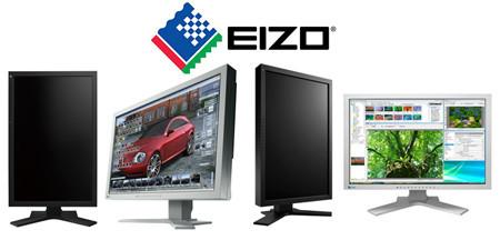 Nuevos monitores FlexScan de EIZO