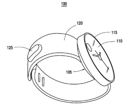 Según patente veríamos un nuevo reloj Samsung