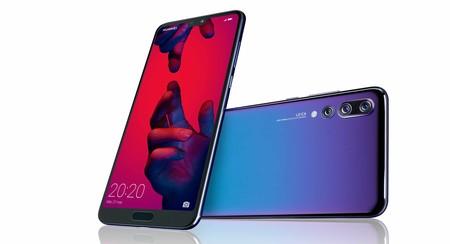 Precio mínimo en Amazon para el Huawei P20 Pro: ahora por sólo 378,97 euros