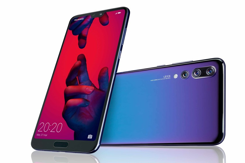 Color Negro Versi/ón espa/ñola Smartphone de 6,1 Android Kirin 970 AI, 6G de RAM, 128 GB de memoria interna, Triple C/ámara Leica 8.1 Huawei P20 Pro Single Sim