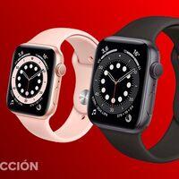 En Amazon tienes el Apple Watch Series 6 de 44mm 50 euros más barato: por 409 euros