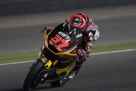 Augusto Fernandez Doha Moto2 2021