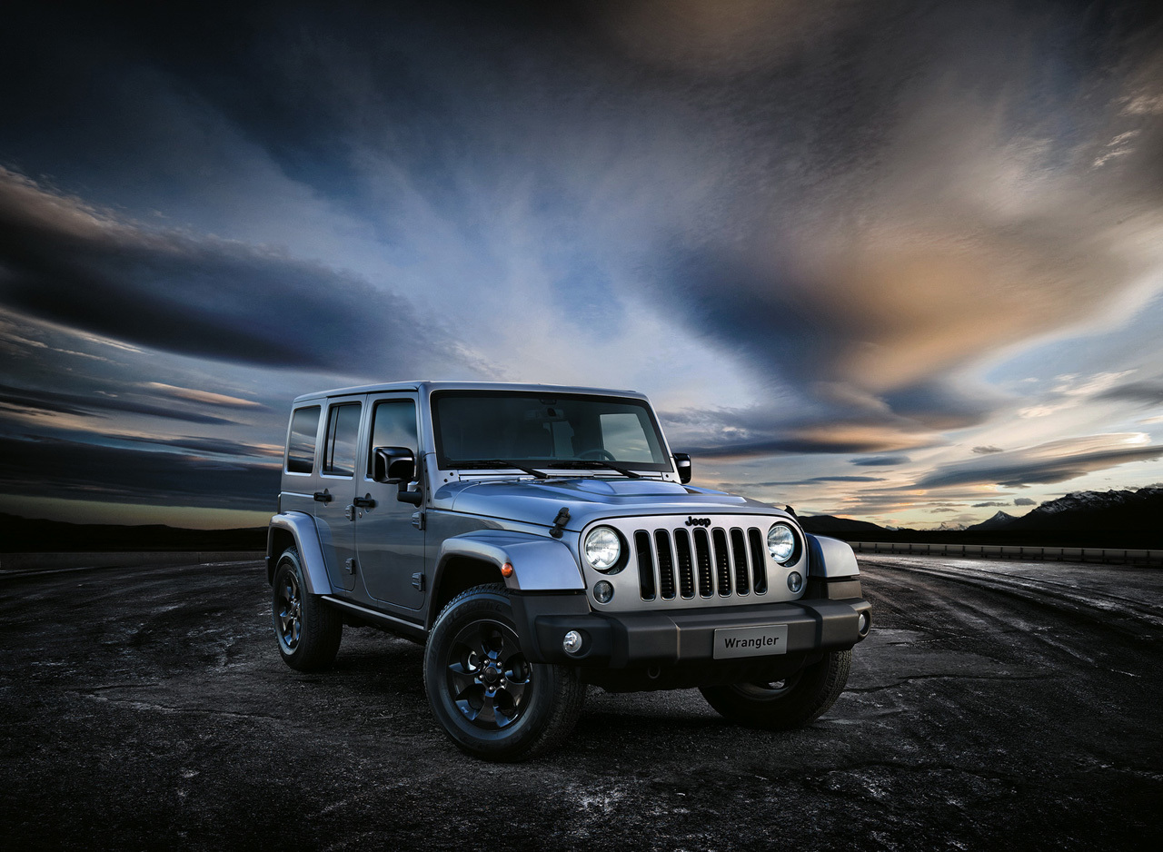 Foto de Jeep Wrangler Black Edition II (1/4)