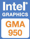El procesador gráfico GMA950 funciona más rápido en los Mac mini que en los nuevos MacBooks