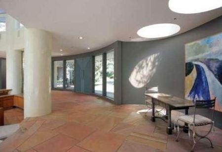 Whitney Houston mansión