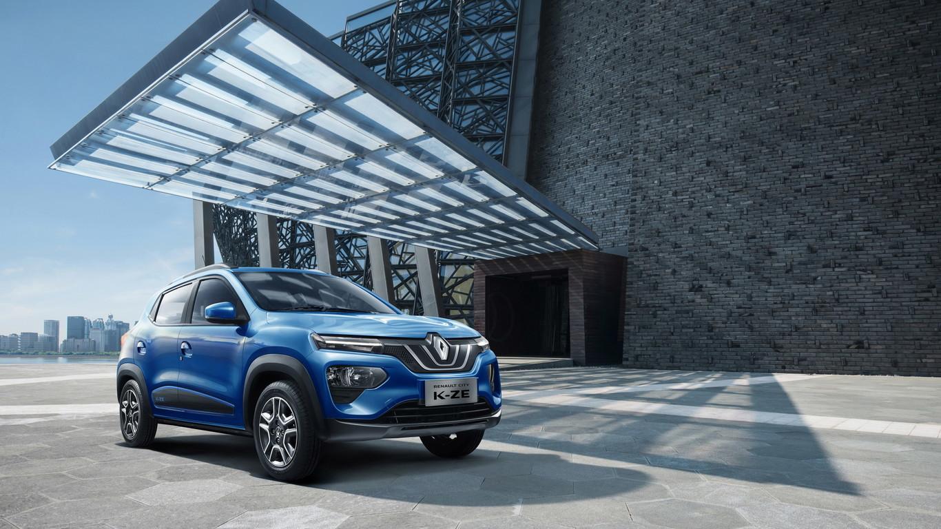 El Renault City K-ZE es un Kwid que lleva el auto eléctrico al terreno low-cost