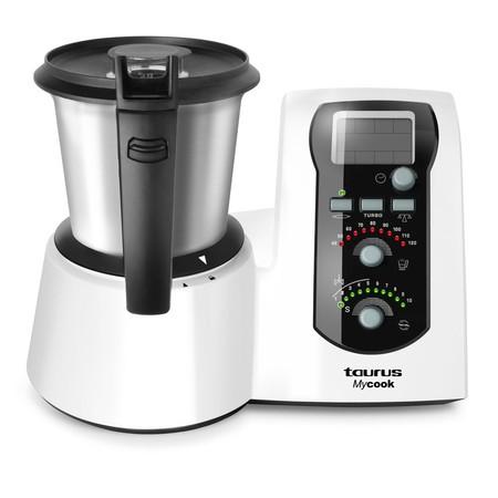Robot de cocina Taurus MyCook Easy a su precio mínimo en Amazon: 299 euros y envío gratis