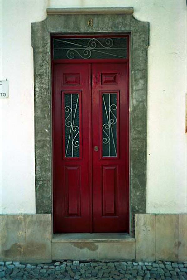 Clasica Puerta Roja 07