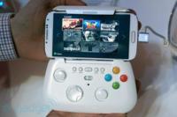 Samsung también prepara su propio gamepad para el Samsung Galaxy S4