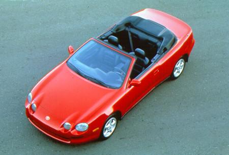 Toyota Celica GT Convertible de 1998