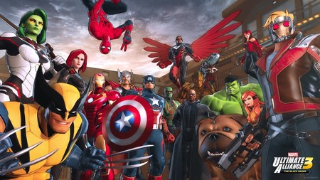 Marvel Ultimate Alliance 3: The Black Order llegará en exclusiva para Switch en 2019 [TGA 2018]