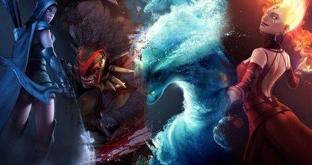 GamesCom 2011: 'Dota 2', Valve lanza el trailer oficial. Capturas del juego de regalo